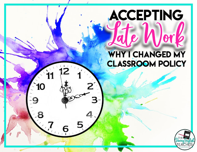 Why I Accept Late Work: Cultivating a Growth Mindset in the Classroom