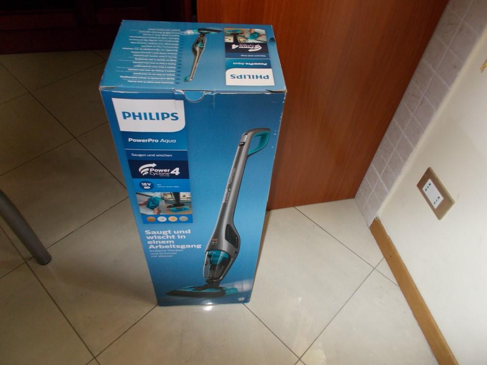 Euro contest powerpro acqua fc6402 01 philips scopa for Folletto aspira e lava