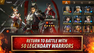 Game Dynasty Warriors:Unleashed V1.0.0.5 Apk2
