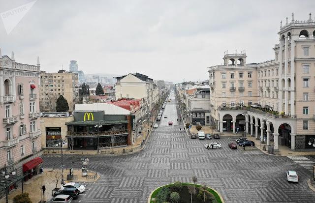 Локдаун-2 в Грузии