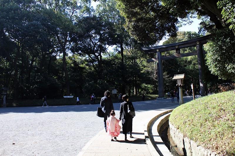 Día 1. Tokio: Shibuya + Harajuku + Shinjuku