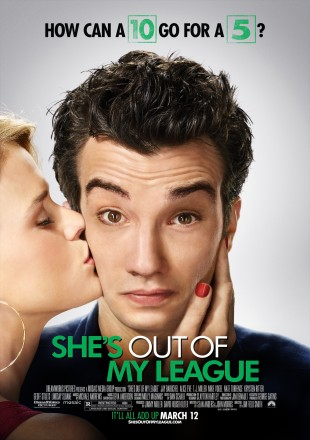 She's Out of My League 2010 BRRip 480p 300Mb Hindi-English