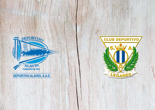 Deportivo Alavés vs Leganes -Highlights 13 December 2019