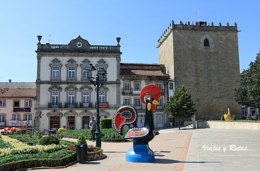 Largo de Porta Nova, Barcelos