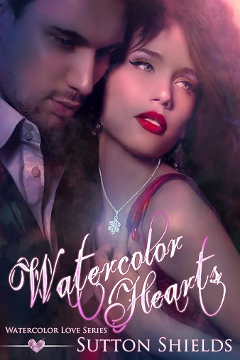 Watercolor Hearts, Book 1, Now Available at Amazon!