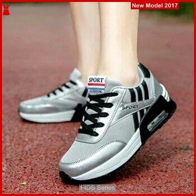 FIDS037 Sepatu Wanita Sport Silver Hush Puppies BMG