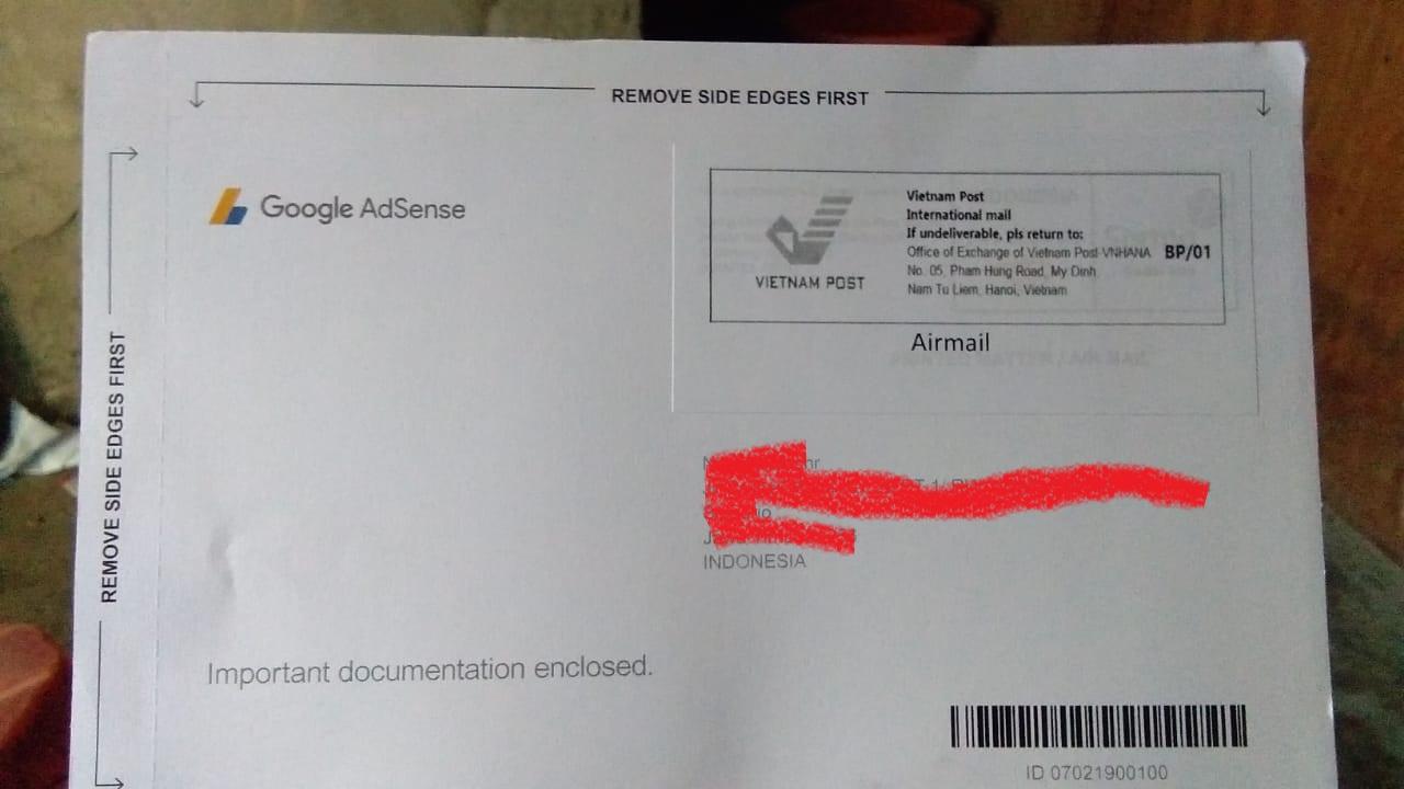 Cara Mengatasi PIN Google Adsense Tidak Kunjung Datang