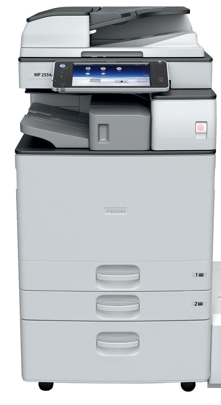 Ricoh MP 5054 Printer Network TWAIN Scanner Treiber