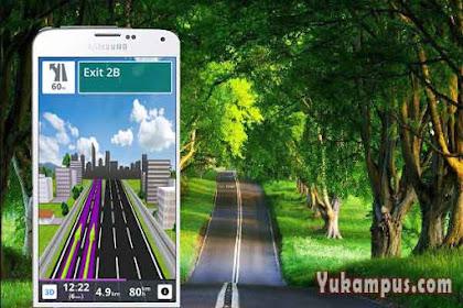 7 Aplikasi GPS Offline Android Terbaik Wilayah Indonesia