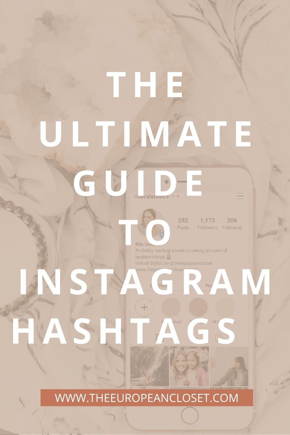 A great way for you to be more visible is to use hashtags on your photos, but not just any hashtags: hashtags that actually work. Forget about #love #flower and #smile: those won't do any good to your Instagram account! You need to use hashtags people you know will like your content will look at.