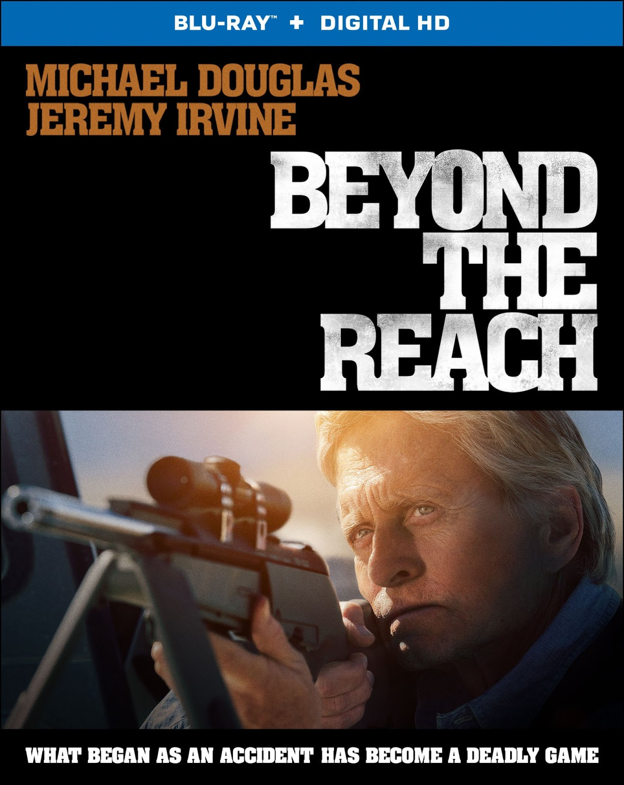 Beyond The Reach (2014) 1080p BD25 Cover Caratula Blu-ray