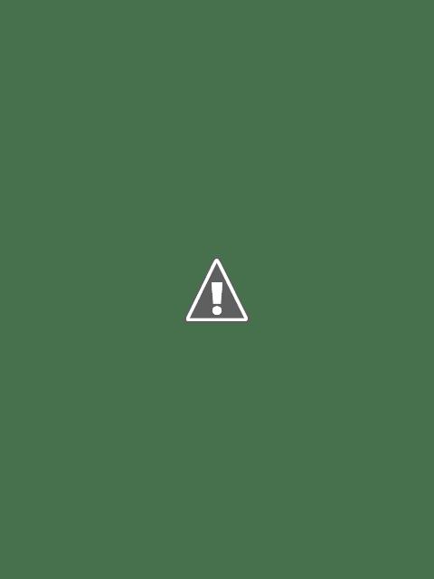 Casual V-Neck Stripe Print Irregular Hem Shirt