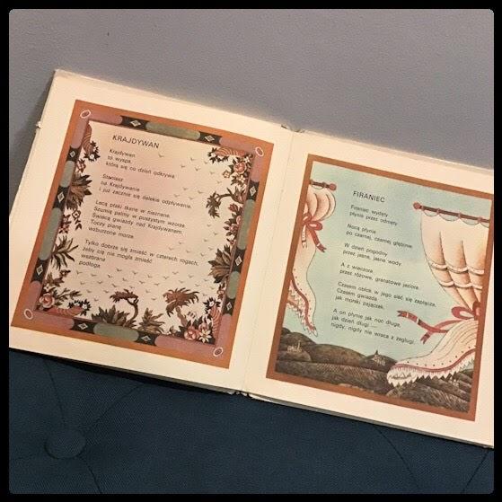 """""""Krześlaki z rozwianą grzywą"""" Joanna Kulmowa, Elżbieta Gaudasińska, Nasza Księgarnia"""