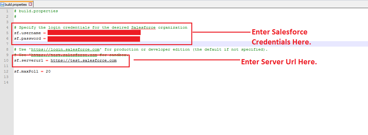 Salesforce Deployment Guide using Ant Migration Tool