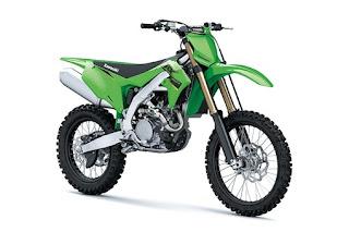 Spesifikasi KX450X 2022: Apa Perbedaan Kawasaki KX450 dan KX450 ???