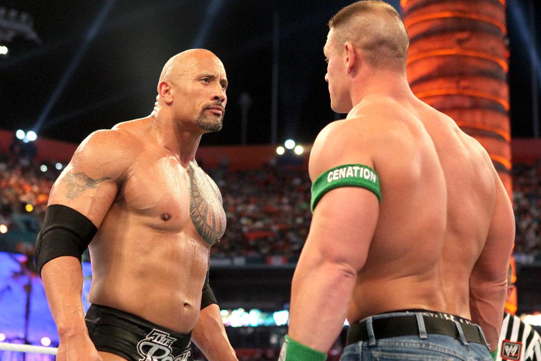 John Cena não gostou de perder para The Rock na WrestleMania XXVIII