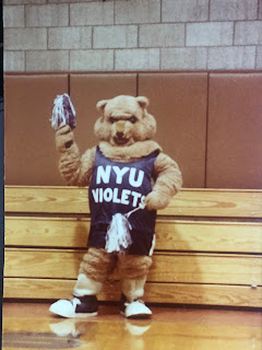 Helene Stapinski as NYU Bobcat