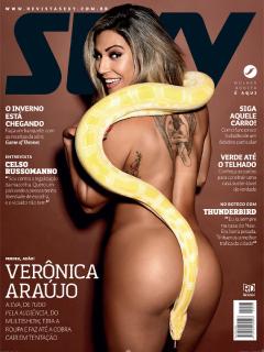 Revista Sexy Brasil-Julio 2015 PDF Digital + Video HD