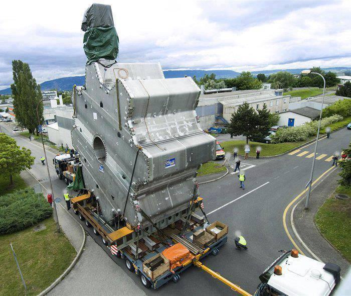 transporte de coisas gigantes 12 - O incrível transporte das coisas gigantes