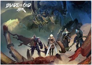 Download Blade of God : Vargr Souls Apk