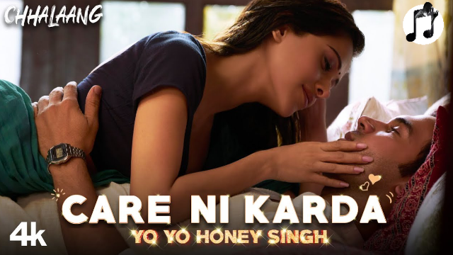 Care ni karda lyrics-Chhalaang