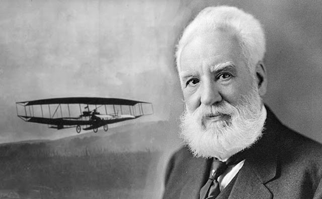 Alexander Graham Bell as an engine-builder picture