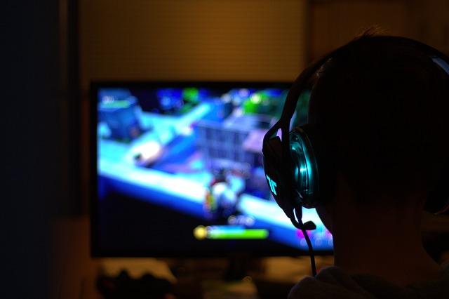 tips sehat bermain game