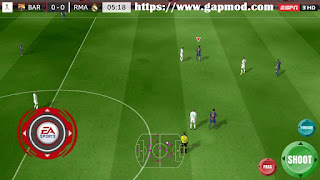 Download FTS Mod FIFA 18 by F19 Team Apk Data Obb Android