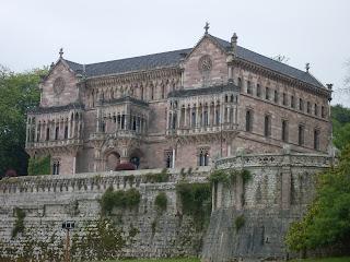 Palacio de Sobrellano Comillas