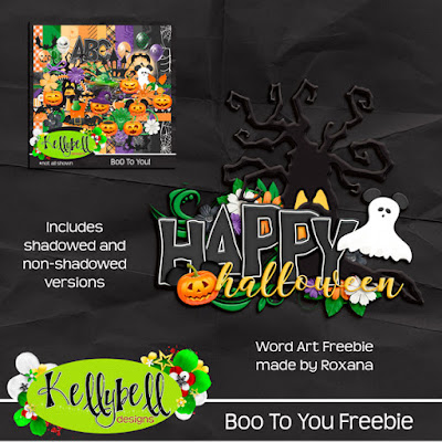 BoO to You! by Kellybell Designs