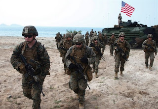South Korea Joins US, Thailand in Military Landing Drill