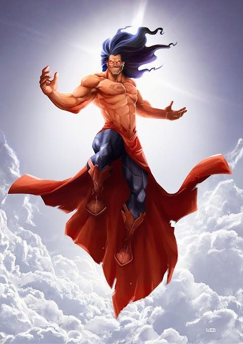 Superman Saiyan