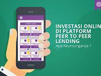 Keuntungan menggunakan Amartha untuk Investasi Online