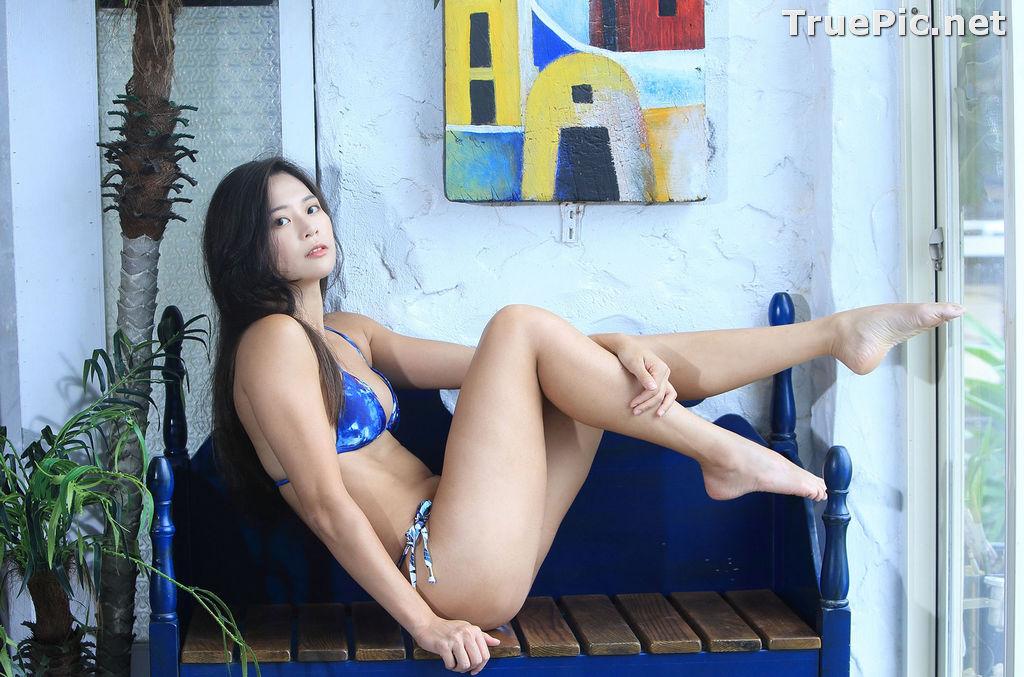 Image Taiwanese Model - Shelly - Beautiful Bodybuilding Bikini Girl - TruePic.net - Picture-38