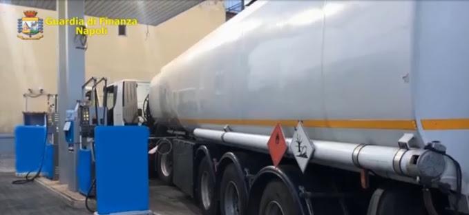 Napoli: contrabbando di gasolio, sequestrati beni per 18 milioni di euro