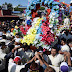 "Despiden fiesta popular en Managua con gritos de ""Viva Nicaragua libre"""