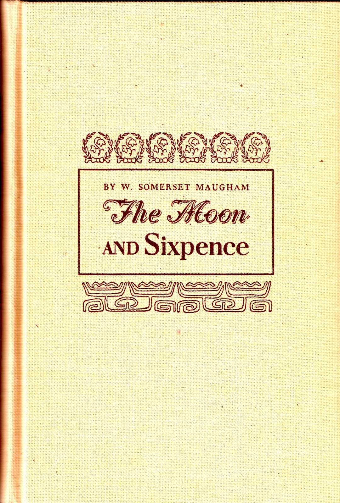 the moon and sixpence by w somerset maugham essay If you're writing a the razor's edge essay and need some advice, post your w somerset maugham essay question on our facebook page where fellow bookworms are always glad to help.