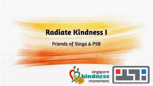 Project Radiate Kindness I : Writing of Appreciation Cards (15 Apr, 7.45-8.05am, in respective Form Class)