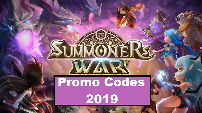 Summoners War Promo Codes 2019- 100% Working Cheat Codes