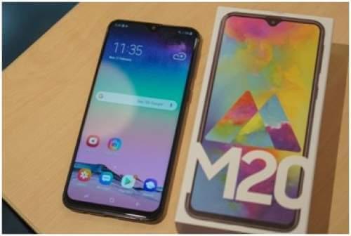 Samsung M20 2019