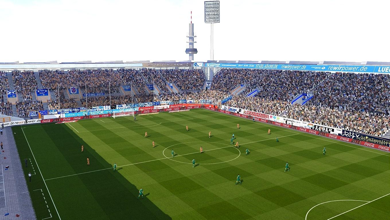 PES 2021 Vonovia Stadion Bochum