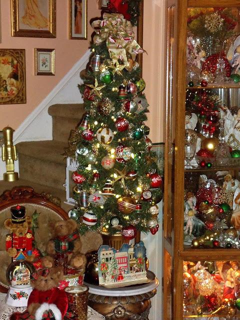 23 Christmas Trees, Christmas Home Tour, 2018