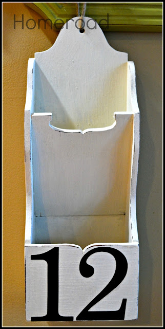 Mailbox Organizer