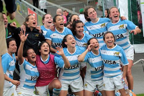 El seleccionado femenino, a cuartos de final