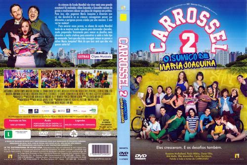Carrossel 2: O Sumiço de Maria Joaquina Torrent - WEBRip 720p e 1080p Nacional (2016)