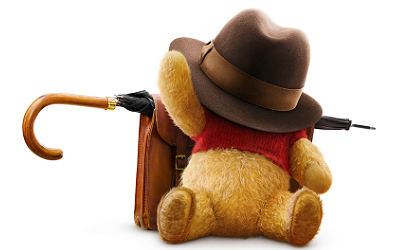 "Winnie the Pooh's New Movie ""Christopher Robin"""
