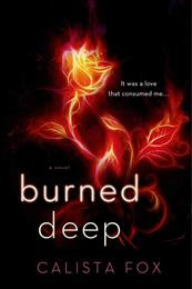 Burned Deep by Calista Fox | cover love