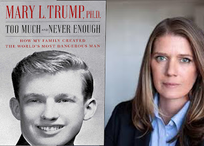 Record sale for a book written by Mary Trump about Trump