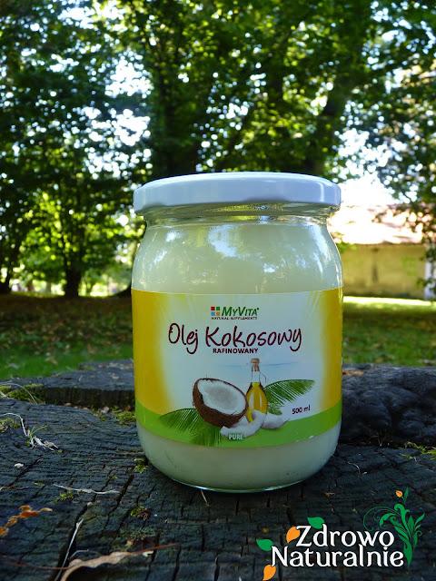 MyVita - Olej kokosowy rafinowany
