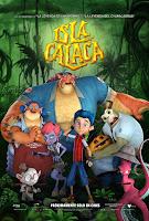 Isla Calaca / La Isla de los Monstruos